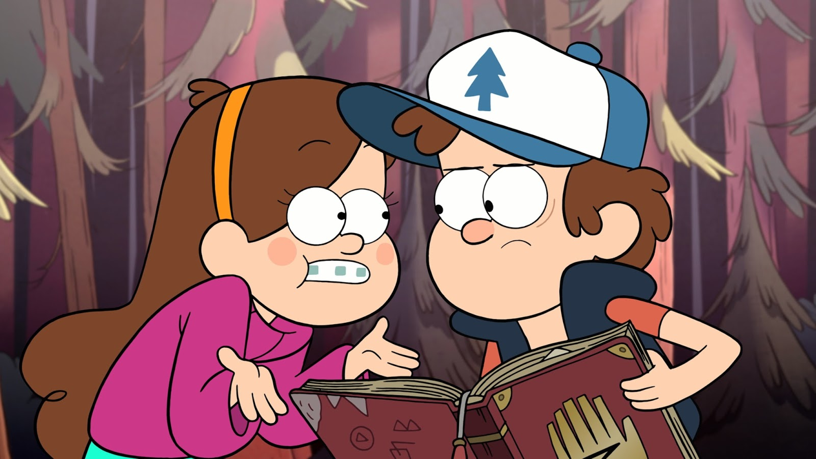 Animation Alley: TV Review: Gravity Falls