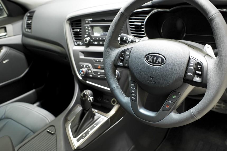 Kia Optima K5 Launched In Malaysia 2011 Mini Review