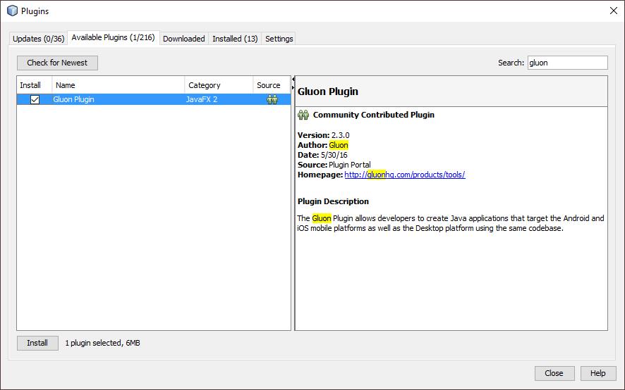 JavaFx || Install Scene Builder (Gluon) di NetBeans | Belajar Java