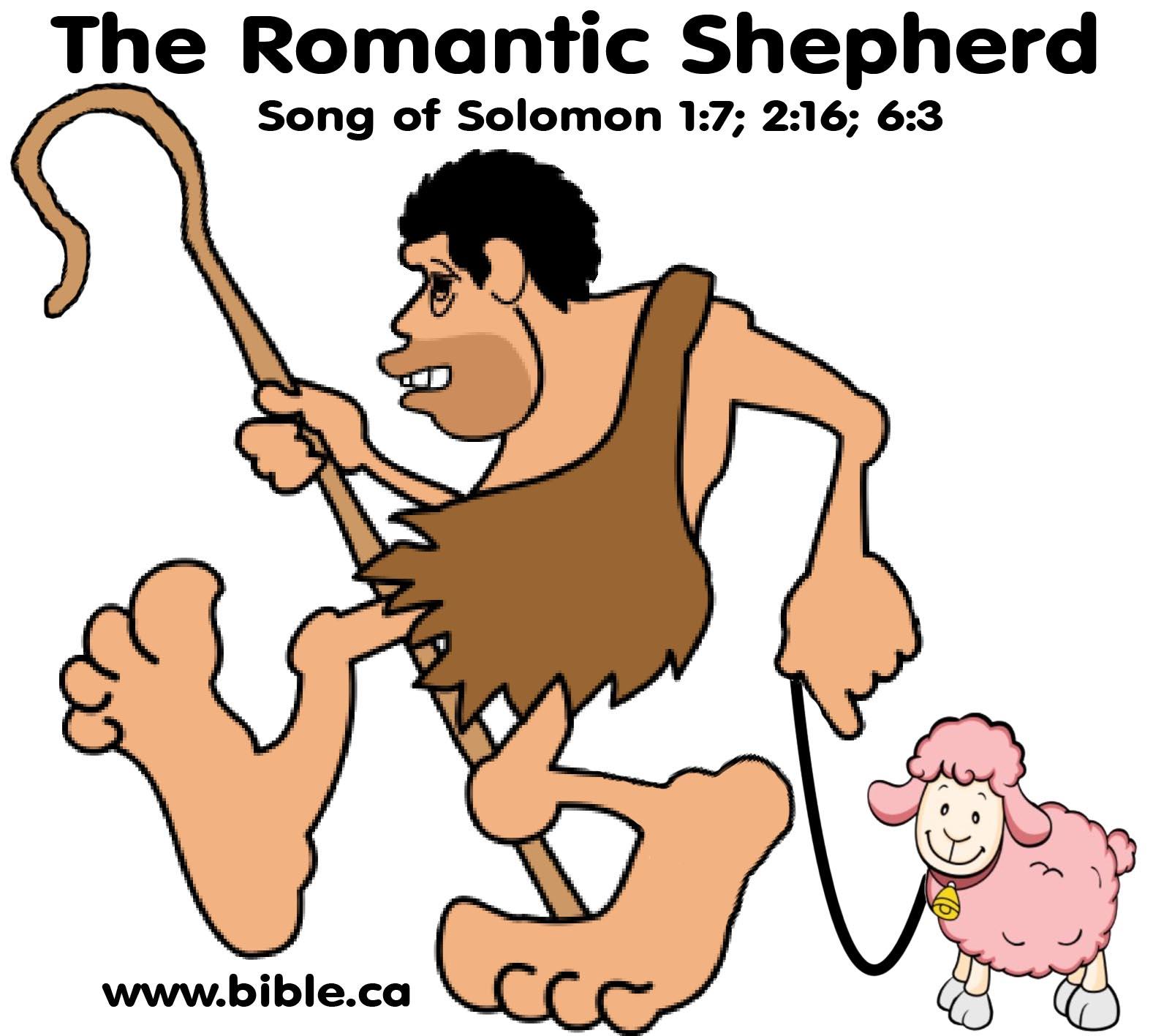 The poor shepherd boy represents love, inner happiness and joy.