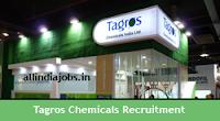 Tagros Chemicals Recruitment