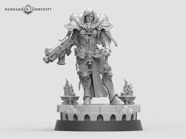 Exclusive Miniatures Coming... for Christmas... but not Black Friday