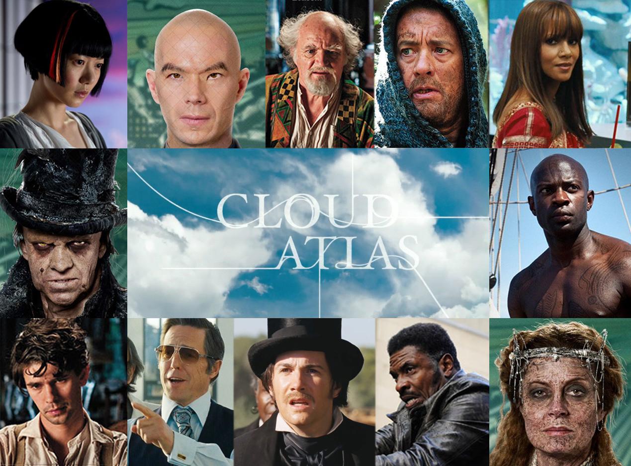 Long Jon Bronze Reviews: Cloud Atlas Review
