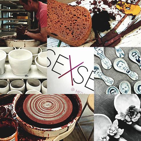 SEXSE Medalta Potteries