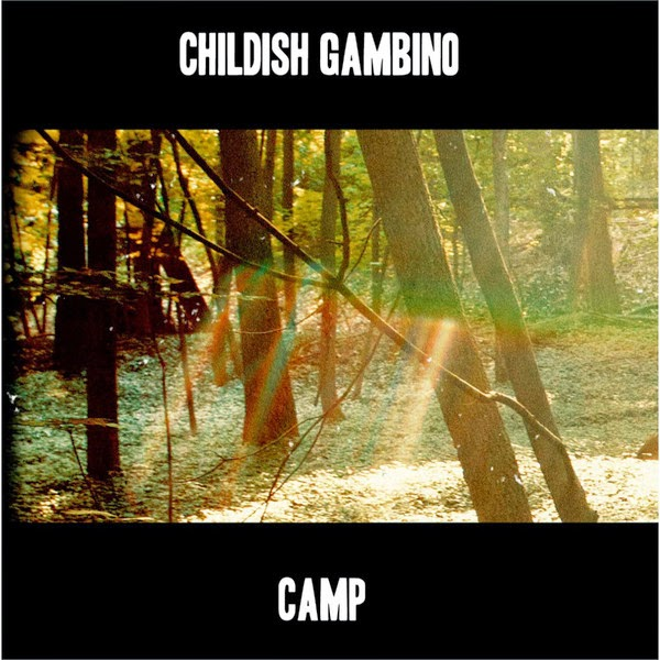 Childish Gambino - Camp (Deluxe Edition)  Cover