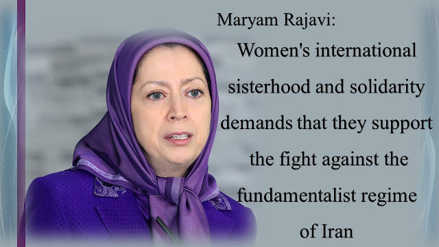 Maryam Rajavi's remarks at IWD roundtable discussion: Women in Leadership, the Experience of the Iranian Resistance