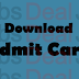 UPSSSC Stenographer Admit Card 2017 UP Steno Exam Date/ Hall Ticket