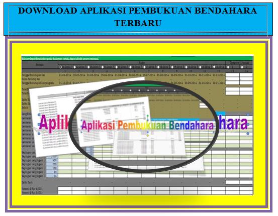 Download Aplikasi Pembukuan Bendahara Terbaru Format Excel Gratis