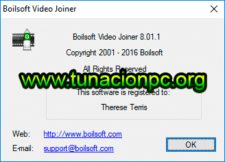 Boilsoft Video Joiner Full