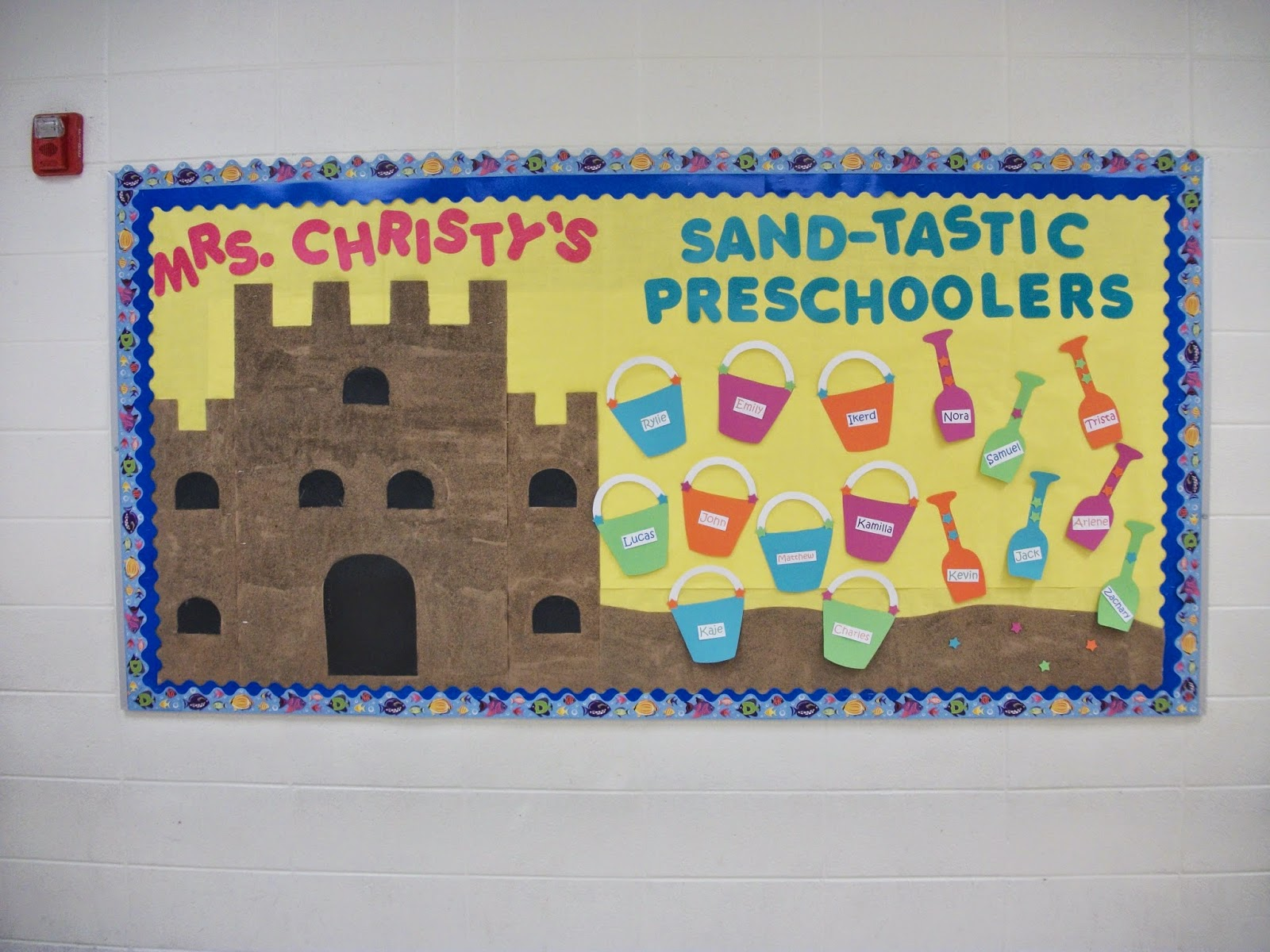 Back To School Bulletin Boards on outside bulletin boards