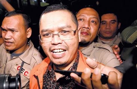 Politikus PKS Didakwa Terima Rp 11 Miliar