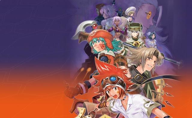 .Hack Series Daftar Anime Isekai Terbaik ( Tokoh Utama Masuk Dunia Lain )