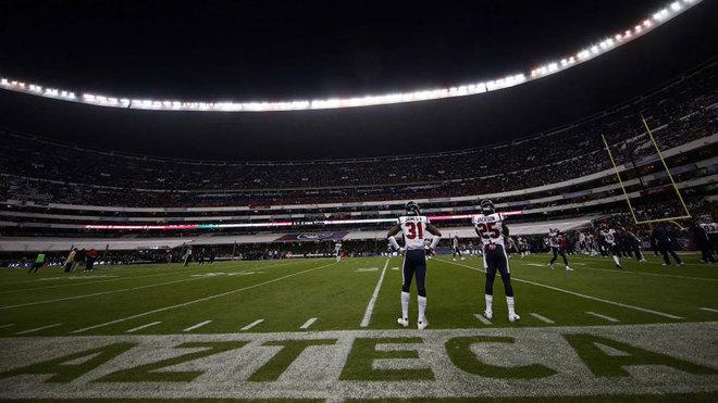 Texanos de Houston vs. Raiders de Oakland, semana 11 de la NFL; juego en México | Ximinia