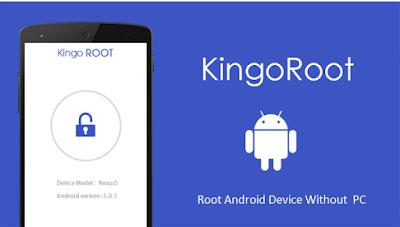 KingoRoot juga merupakan salah satu aplikasi terbaik dan terbukti cukup ampuh ketika digunakan untuk mendapat hak akses root pada smartphone android anda.