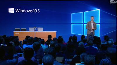 Presentación Windows 10 S