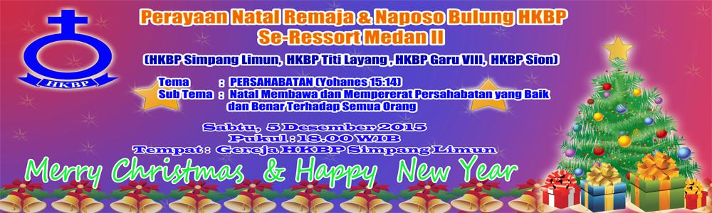 Langkah Mendesain Spanduk Natal 2015 Menggunakan Photoshop Gambar Background