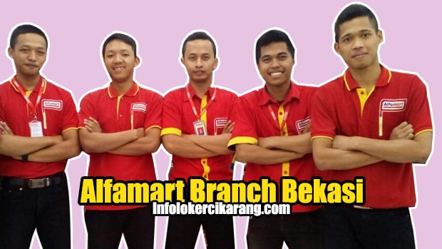 Lowongan Kerja PT. Sumber Alfaria Trijaya Tbk Bekasi