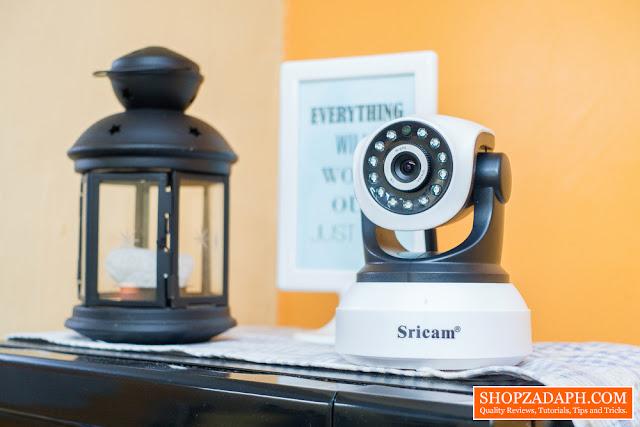 sricam sp017 review