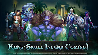 Free Download MOBA Legends Kong Skull Island Apk Mod + Data for Android