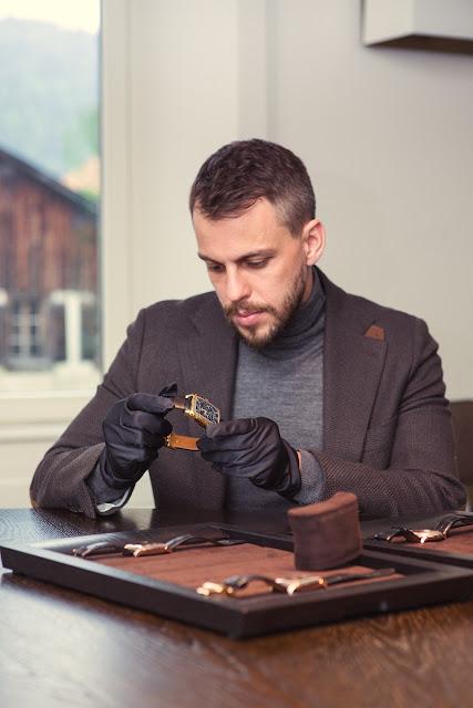 Parmigiani Fleurier, new friend of the brand – cybercrime fighter, Ilya Sachkov