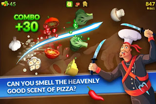 Download Pizza Ninja Story v1.0.16 Mod Apk