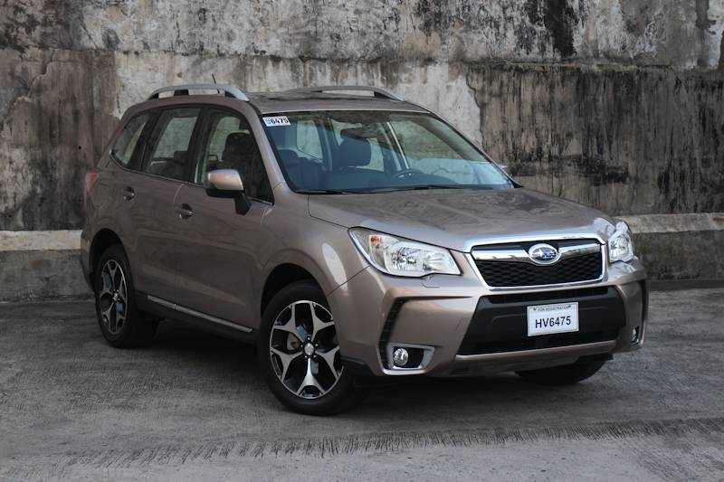 review 2013 subaru forester xt philippine car news car. Black Bedroom Furniture Sets. Home Design Ideas
