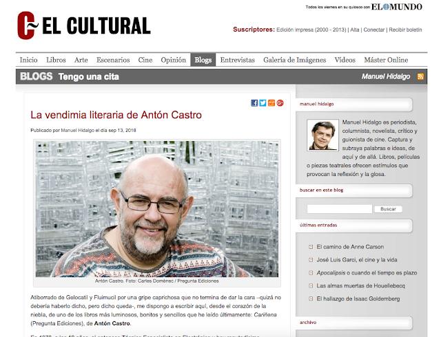 https://www.elcultural.com/blogs/tengo-una-cita/2018/09/la-vendimia-literaria-de-anton-castro/