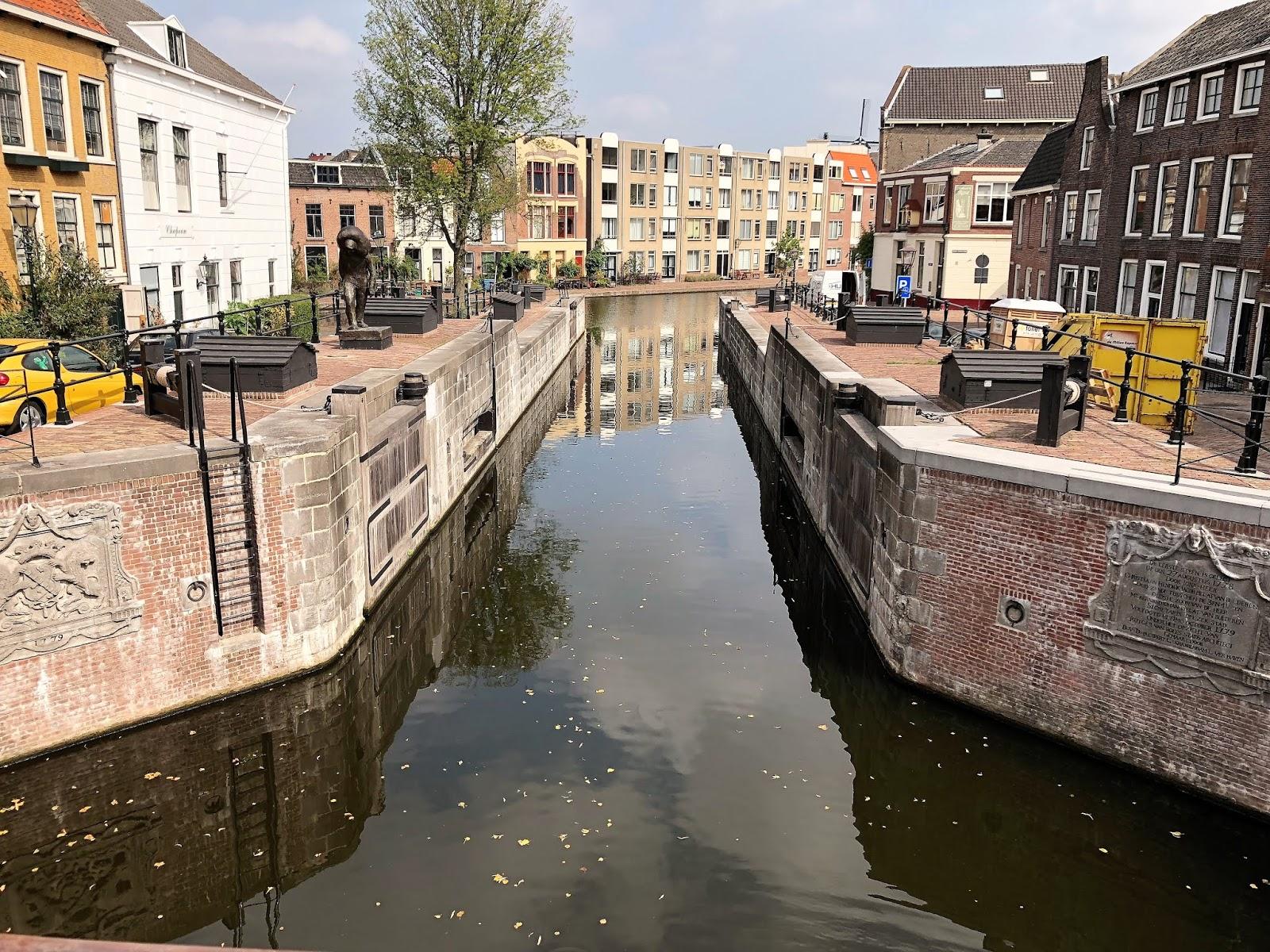 Schiedam Van Oud Naar Nieuw
