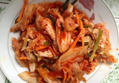 Làm kim chi từ bắp cải ngon không kém gì kim chi cải thảo của Hàn Quốc