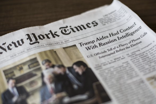 Media Give Trump Most Negative Presidential Coverage in 25 Years: Only 5 percent of news reports are positive, according to Pew Research Center