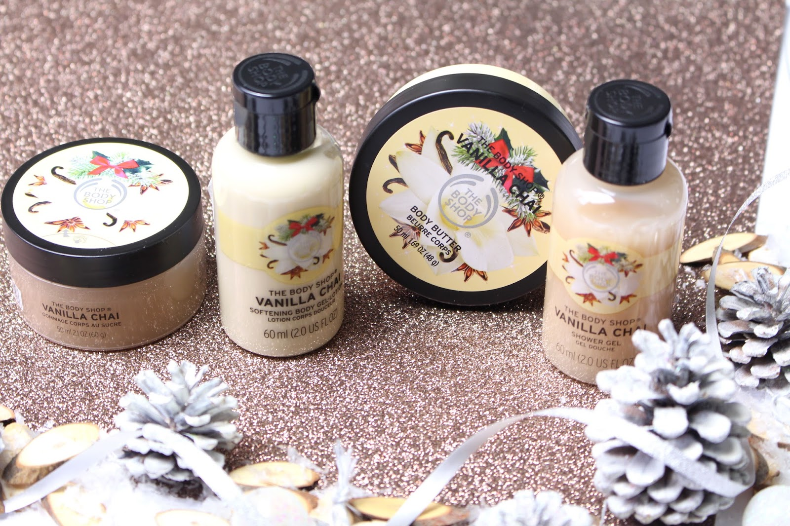 The Body Shop Christmas Collection