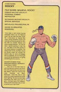 Rocky Balboa card