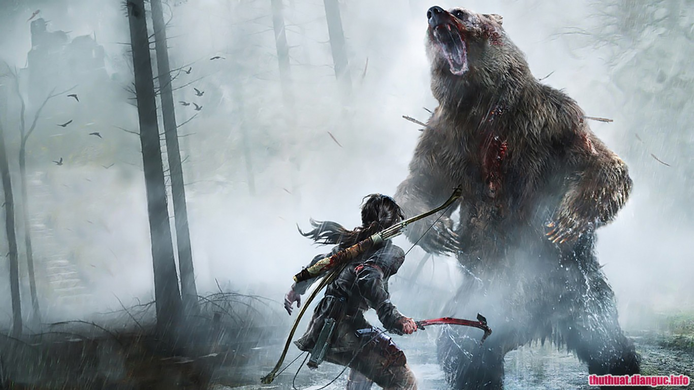 Download Game Rise of the Tomb Raider Full Cr@ck