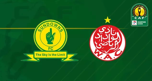 فيديو : ماميلودي صن داونز يفوز على الوداد  المغربى بهدفين مقابل هدف