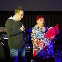 Sylvia Sommerfeld, Stefan Erbe @ Schallwelle Awards / photo Sylvain Mazars