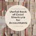 Useful Book of Excel Shortcuts for Accountants
