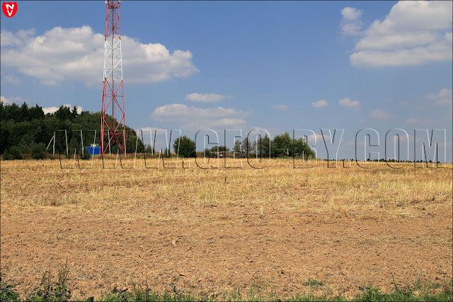 Командно-наблюдательный пункт №139 и вышка сотовой связи