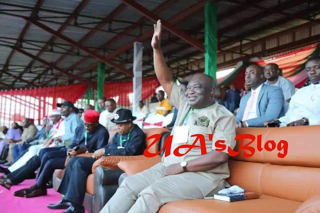 GOV. OKEZIE IKPEAZU WINS PDP GOVERNORSHIP PRIMARY IN ABIA STATE