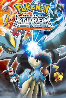 Pokémon O Filme: Kyurem Contra a Espada da Justiça - BDRip Dual Áudio
