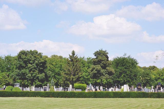 Vienna Zentralfriedhof