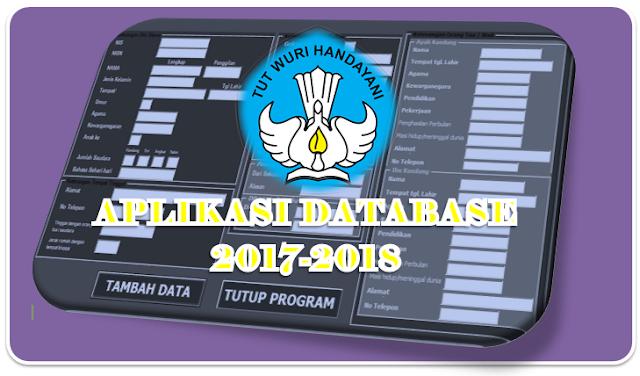 Aplikasi database berbasis excel gratiss