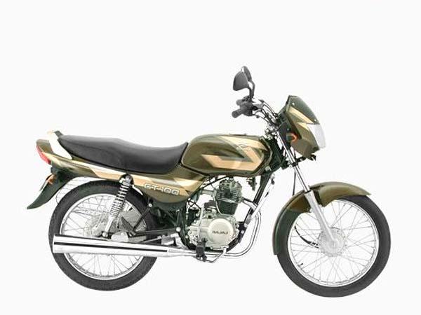 Suzuki Old Model Bike