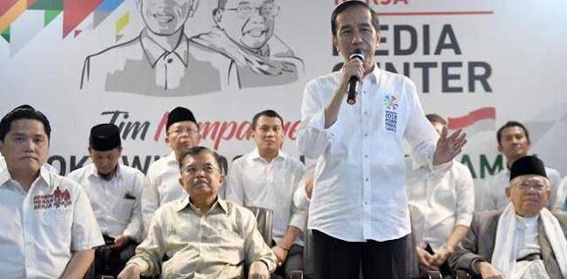 Bawaslu Gelar Pleno Sikapi Paparan Visi Misi Jokowi Di 5 TV Swasta