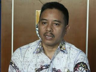 Kabid Pengendalian Data dan Evaluasi Dinas Sosial dan Kemiskinan Kota Bandung Susatyo
