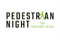 Pedestrian Night on Orchard Road