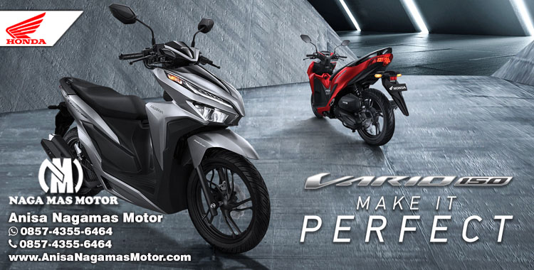 New Honda Vario 110 Advance 2018