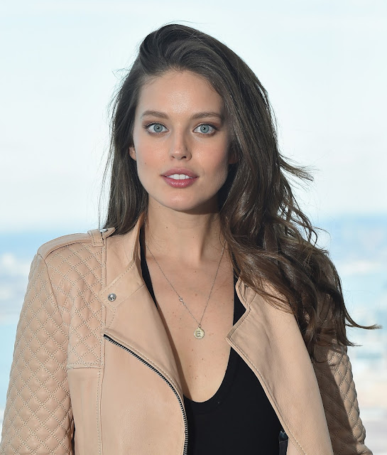 Fashion Model, @ Emily Didonato - Sports Illustrated Swimsuit Press Conference in NYC