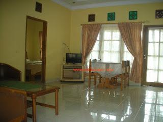 villa 2 kamar ananda