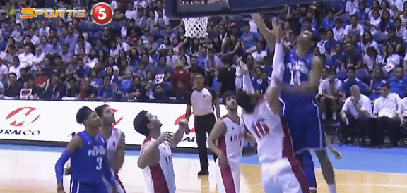 Japeth Aguilar's Hot Start Against Iran (VIDEO)