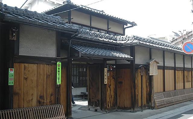 ข้อมูลเที่ยว นิโจะ จินยะ (Nijo Jinya, Kyoto) และวิธีเดินทาง